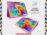 Snugg? Galaxy Tab S 10.5 H?lle (Rosa) - Smart Case mit lebenslanger Garantie