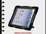 Hot Neu Ipad Air/5 Fall-Silikon-Kunststoff-Kid Proof Extreme Duty-Dual-Protective Schutzh?lle