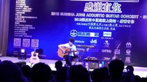 (Ray Charles) Hit The Road Jack - Sungha Jung (live)