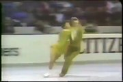 Torvill and Dean GBR 1982 Worlds  Ice Dancing  Free Dance