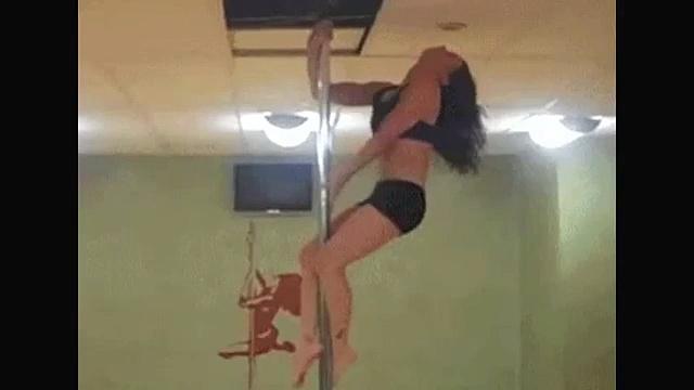 whatsapp funny videos 2016 2015 _ pole dancing champion _ latest dance video _ w