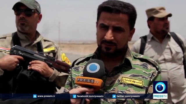 Iraqi soldier: US-led coalition targeting Iraqi army, not ISIS