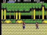 Double Dragon - Sega Master System Speed Run 1 of 2