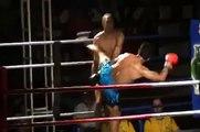 TITULO SUDAMERICANO MUAYTHAI PROFESIONAL BOLIVIA 2012      ( Kick boxing BOLIVIA )