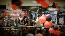 Flash Mob en Posadas Plaza Shopping - El Brindis de La Traviata de Verdi