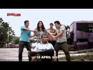 Filem Abang Lejen TV Spot 20saat