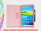 rooCASE Samsung Galaxy Tab S 8.4 H?lle Case - PU Ledertasche schutzh?lle St?nderfunktion Cover