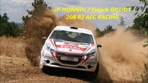 camera embarquée es10 au rallye terre d'Auxerre dans la 208 R2 AFC RACING avec JP MONNIN / Franck GILLIOT