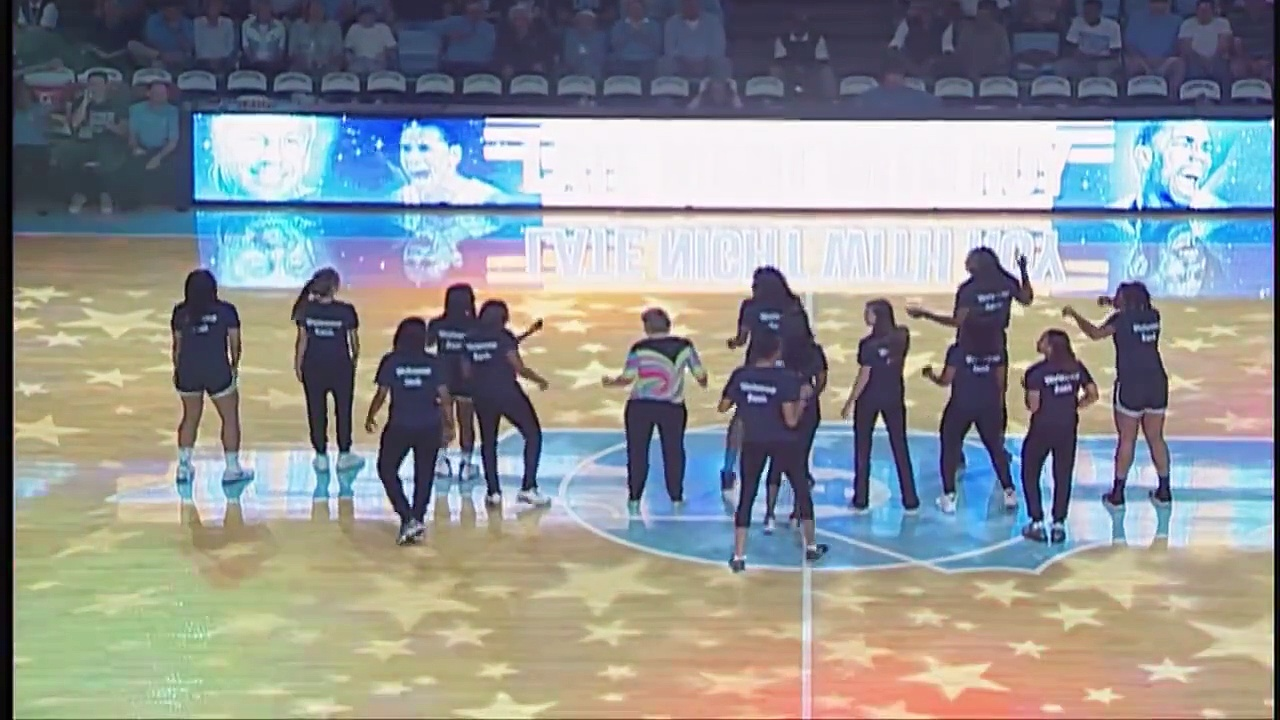 UNC Men's Basketball: LNWR Highlights