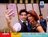 Saas Bahu Aur Saazish - Gurmeet aur Debina Romantic scene mein - 3rd August 2015