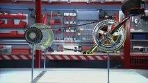 Comment ça marche : vélo électrique, moteur électrique et baromètre