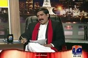 Who Sorted Out Things Between Hamid Mir and Sheikh Rasheed:- Hamid Mir Reveals
