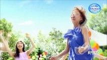 篠田麻里子 CM サラフィットUV 2015 Mariko Shinoda