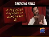 Dr Aamir Liaquat efforts Indian Foreign Ministry Advice Indian High Commissioner to contact Geeta