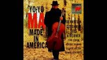 Yo-Yo Ma, George Gerschwin Three Preludes, Transcribed by Yo-Yo Ma