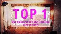 TOP 5 des blessures stupides dans le sport !