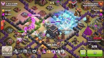 Clash of Clans   EPIC FAIL AGAINST RUSHED BASE   Rushed Get Crushed Clan War