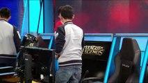 [2014 ALLSTARS] OMG Allen ignoring SKT T1 K FAKER'S hand shakes [2014 ALLSTARS LOL] WINNERS