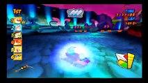 Cartoon Network Racing PS2 Flem And Mojo Jojo Gameplay