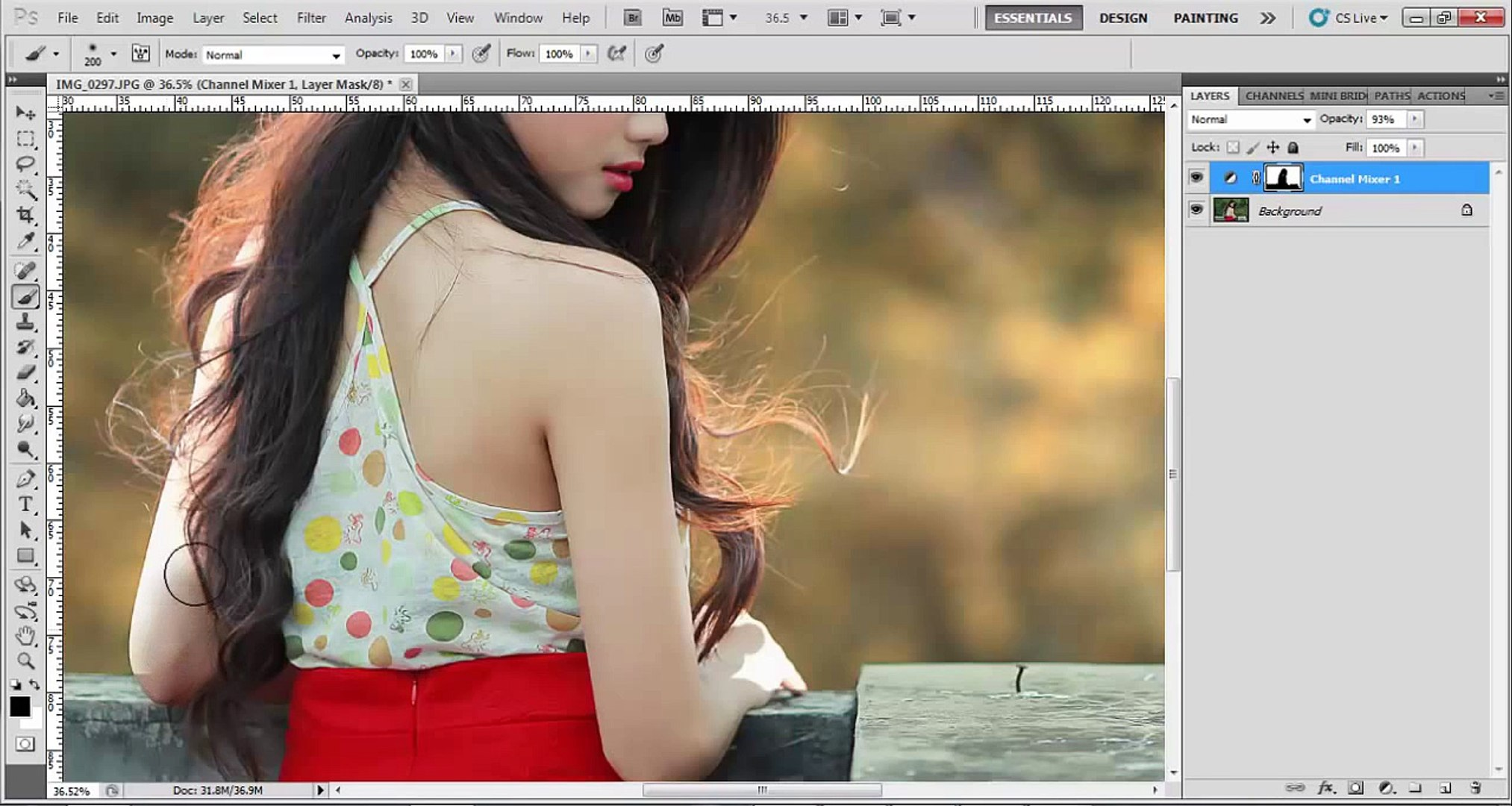 Tut Photoshop# PHOTOSHOP TUTORIAL   Summer