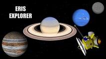 Eris Explorer - Orbiter Space Flight Simulator