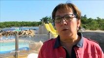 Vendée : Martine Pinville en visite aux Sables d'Olonne