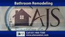 Bathroom Remodeling Commack, NY - AJS Remodeling