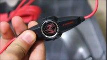 Ergonomics Manipulation Digital Virtual USB Surround Sound Gaming Headset Review