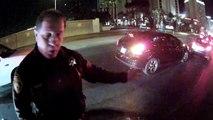 Random Riders - Cop Rear Ends Motorcycle (w/Parody)