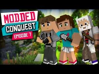 Modded Conquest S2 - Ep7 : L'explorateur !