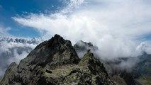 Traversée des Crochues Aiguilles Rouges Chamonix Mont-Blanc alpinisme escalade