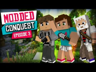 Modded Conquest S2 - Ep3 : Objectif Build !
