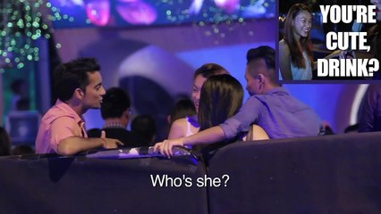 How To Pick Up Singapore Girls In Clubs (Using Their Own Lines) feat. Jade Seah - Ministry of Funny