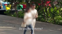 Singaporean Pick Up - Sexiest School Uniform, by Ministry of Funny