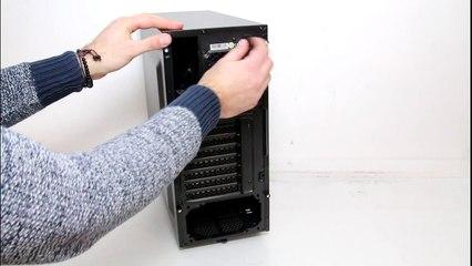 [Cowcot TV] Présentation boitier Corsair Carbide 100R Silent Edition