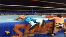 Razor Ramon vs. Shawn Michaels Highlights - HD Summerslam 1995