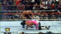 Stone Cold vs. Bret Hart Highlights - HD Wrestlemania 13