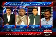 EXPRESS Takrar Imran Khan with MQM Asif Hasnain (03 August 2015)