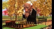 Geri's Game   - A Pixar Animated Short