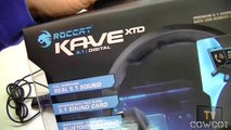 [Cowcot TV] Présentation casque Roccat Kave XTD 5.1 Digital