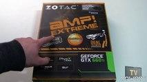 [Cowcot TV] Présentation CG Zotac GTX 660 Ti AMP ! Extreme