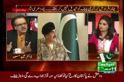 Dr Shahid Masood Respones On PM and Army Cheif Meeting