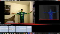 use xbox kinect on pc