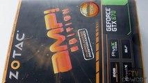 [Cowcot TV] Présentation CG Zotac GTX 670 AMP! Edition