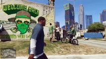 Grand Theft Auto V - First Gameplay Reveal Trailer #1 - In-Game GTA5 Footage - Los Santos - HD