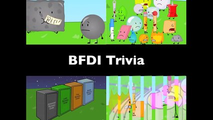 BFDI Trivia 15: BFDI Pwns