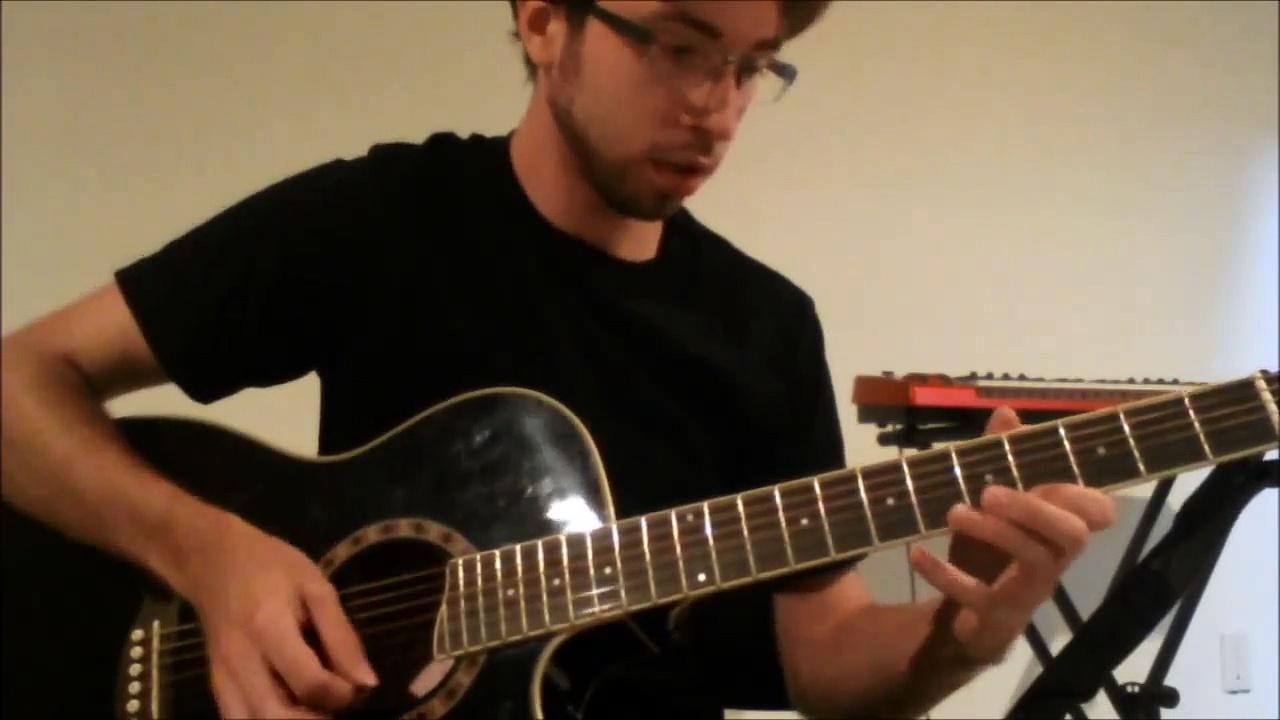 """""""Black Orpheus"""" acoustic guitar"""