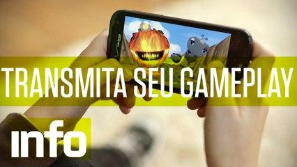 Faça transmissões ao vivo de jogos para Android e iOS com o Kamcord