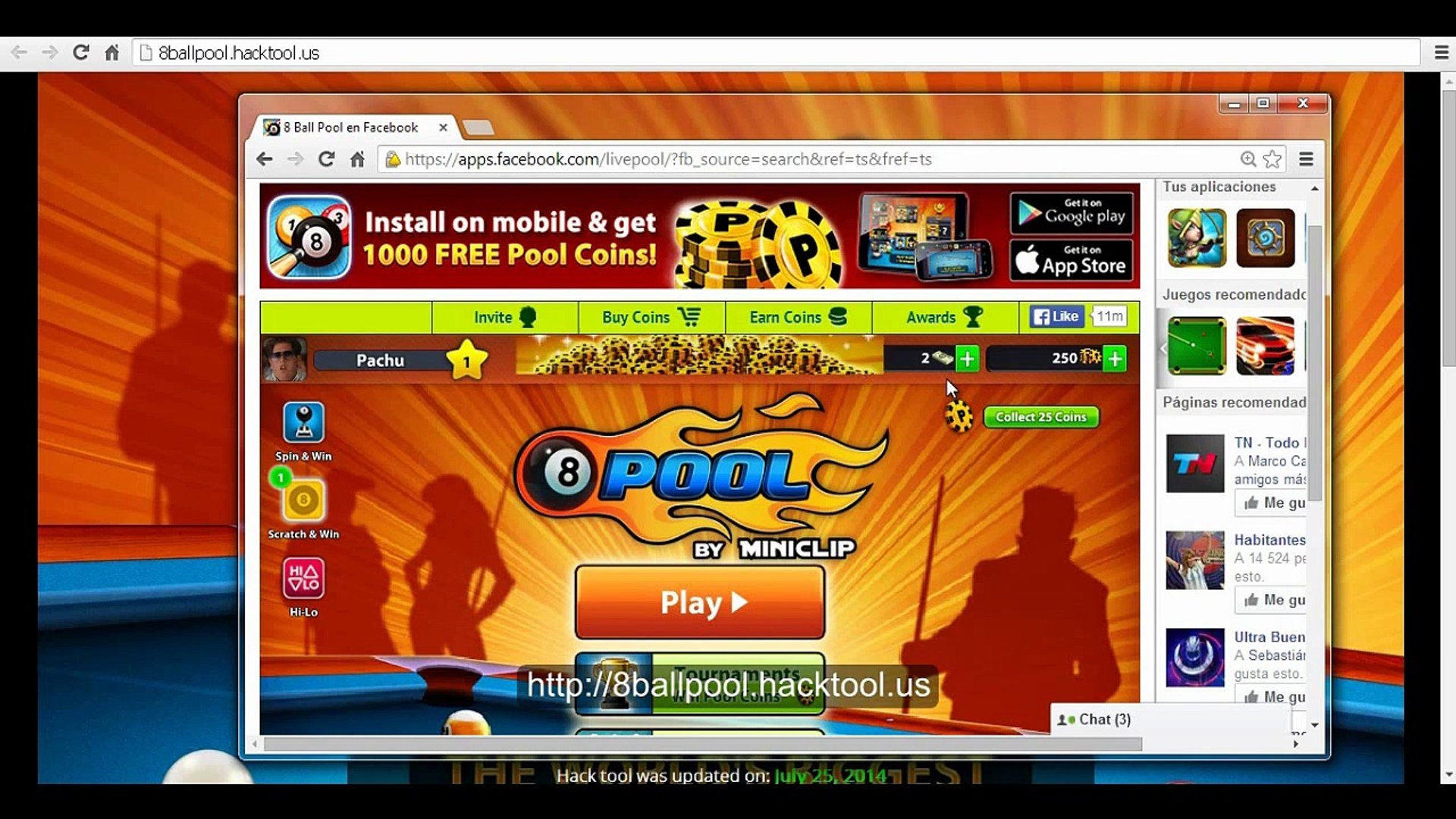 free download 8 ball pool cheat engine hack tool