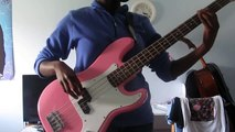 The Strokes - Gratisfaction (Bass Cover)